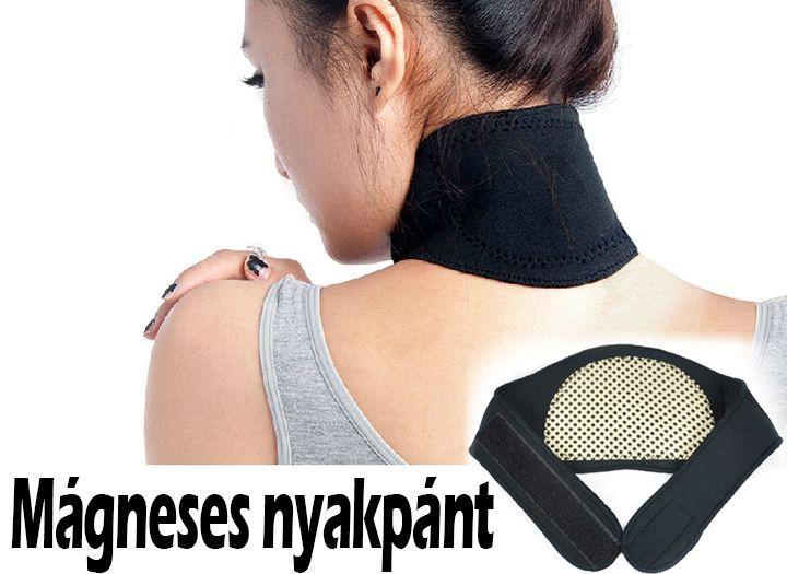 Egészség Kupon - 57% kedvezménnyel - Egészség - Mágneses nyakpánt mindennapokra és sportoláshoz az Áralatt webáruház kínálatából, most 1.290 Ft-ért!.