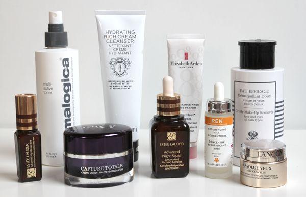 Dossier - welke huidverzorging gebruik je als je tussen de 25 en 35 jaar bent?