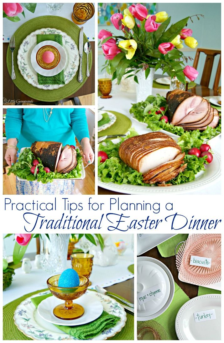 Planning a traditional easter dinner party planning for What is a traditional easter dinner