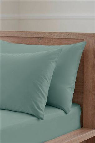 Buy Non Iron Luxury Percale Bed Sets from the Next UK online shop