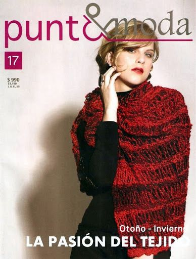 Moda Knitting Books : Best images about mags punto e moda on pinterest