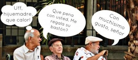 Que pena con usted... Me regala un jugo? Sí señor. Con gusto sumercé... What are your favorite colombianisms?