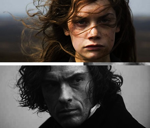"""Jane Eyre. """"'I scorn your idea of love,' I could not help saying, as I rose up and stood before him, leaning my back against the rock. 'I scorn the counterfeit sentiment you offer: yes, St. John, and I scorn you when you offer it.'"""""""
