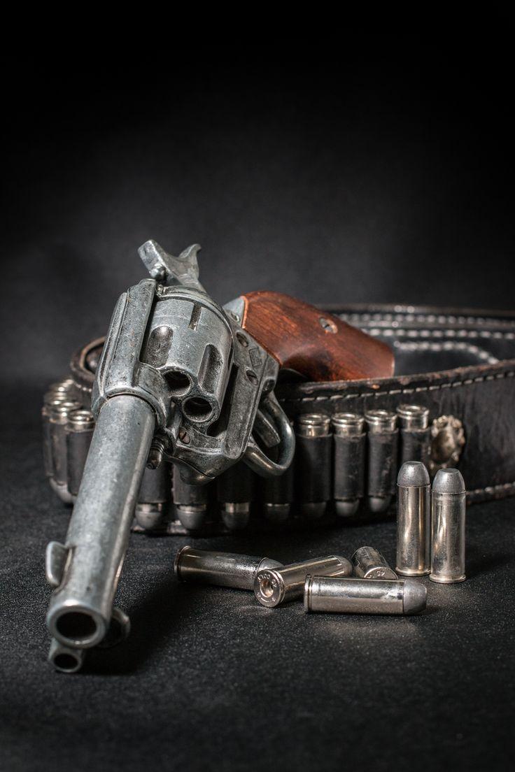 Western gun by Michael Lauritsen on 500px