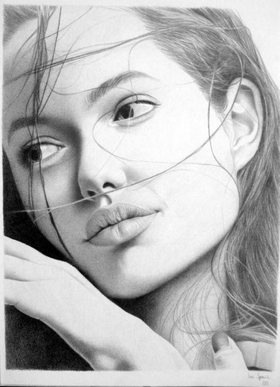 как сделать из фото карандашный рисунок