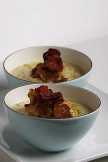 Thomas Keller's, Cauliflower Soup