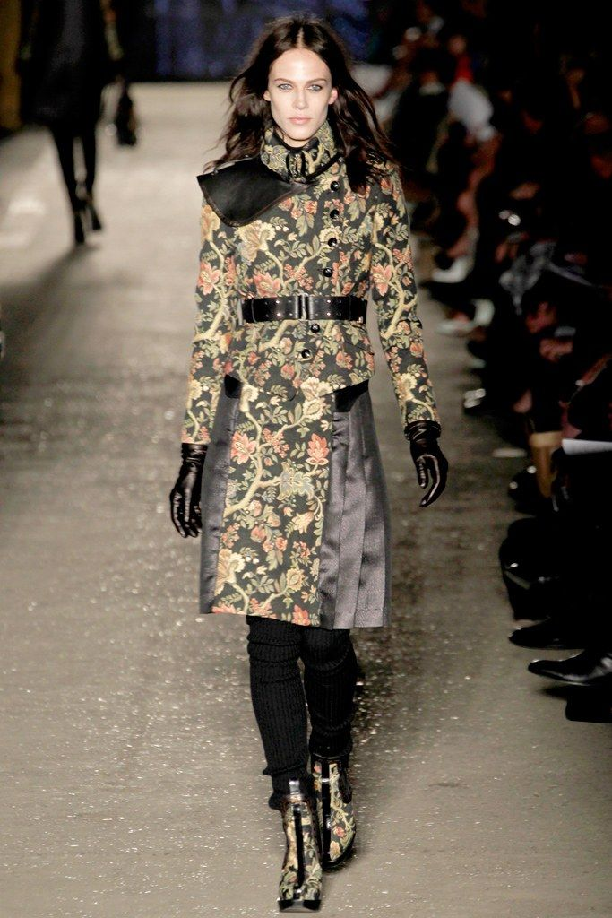 Rag  amp  Bone Fall 2012 Ready to Wear Collection Photos   Vogue