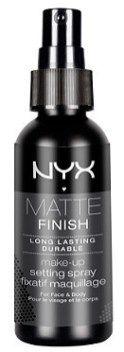NYX COSMETICS Matte Finish Makeup Setting Spray
