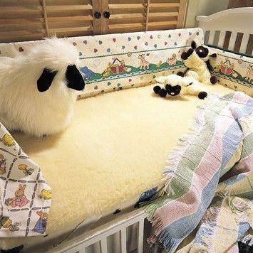 Wool Mattress Covers Help Babies Sleep