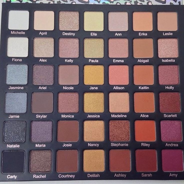 "Violet Voss ""RIDE OR DIE"" Eyeshadow Palette • 42 eyeshadows! • Coming any day now!! • $68 • https://shopvioletvoss.com/collections/eye-shadows/products/ride-or-die-palette"