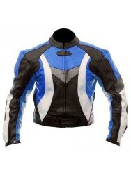 Men's Moto Sports Motorcycle Riding Jacket