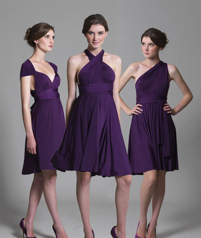 616 best Bridesmaid Dresses images on Pinterest | Weddings, Flower ...