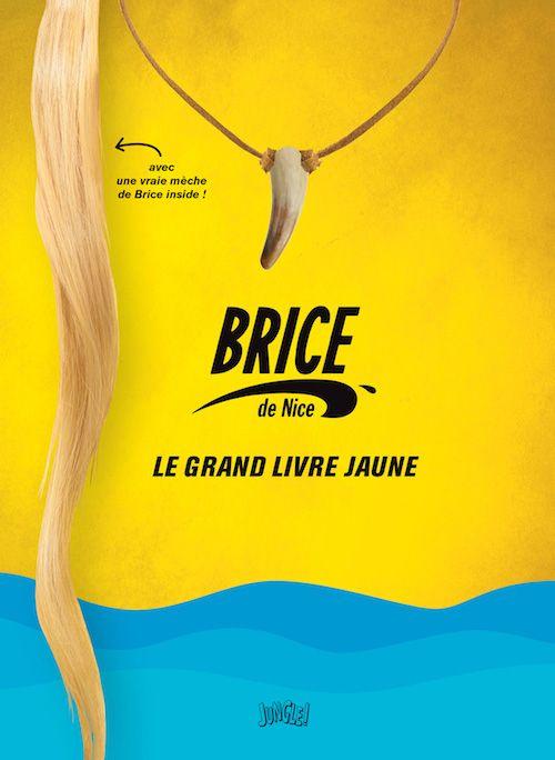 Concours : gagnez 2 exemplaires de Brice de Nice, le grand livre jaune