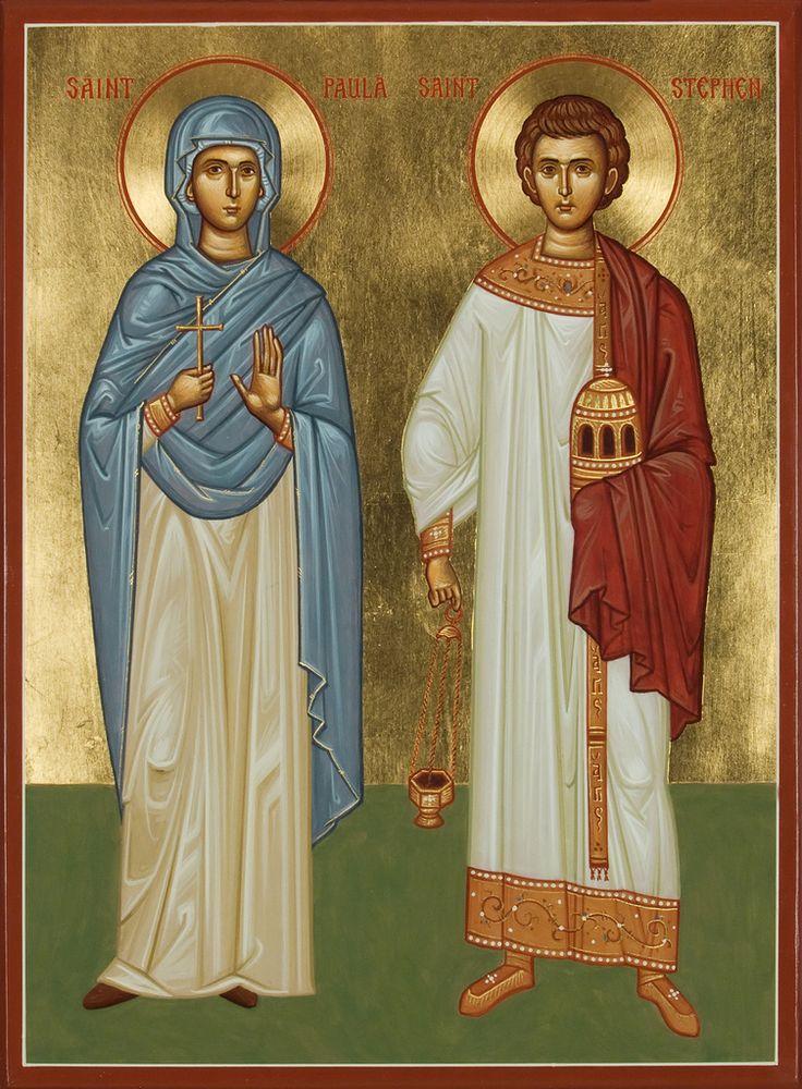 St. Paula & St. Stephen