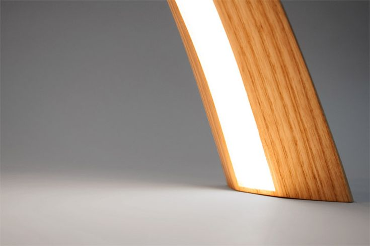 Sculptural Lamp Designs of Great Aesthetic Value by John Procario - http://freshome.com/2013/07/17/sculptural-lamp-designs-of-great-aesthetic-value-by-john-procario/