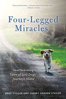 Four-legged miracles - Brad & Sherry Steiger | Find it @ Radford Library F STE