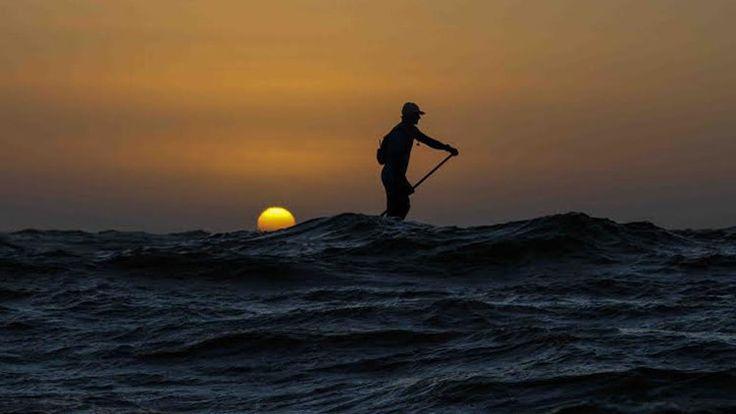 Intentará cruzar el Atlántico sobre una tabla paddle surf - http://www.notiexpresscolor.com/2016/12/13/intentara-cruzar-el-atlantico-sobre-una-tabla-paddle-surf/