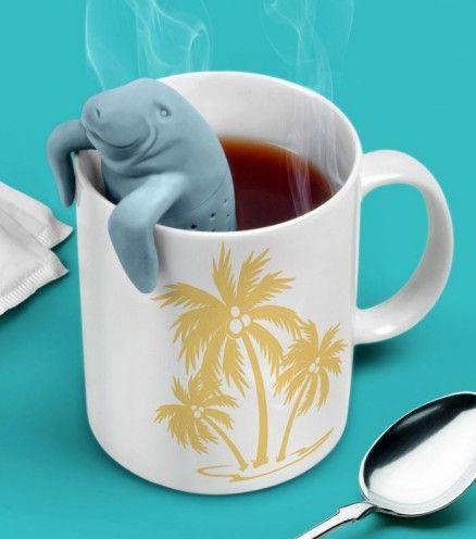 Infuseur à thé 'Lamantin'