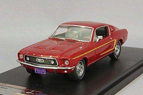 プレミアムX 1/43 フォード マスタング GT-390 ファストバック 1968 メタリックボルドー/ブラックインテリア 【ダイキャスト製】 プレミアムX http://www.amazon.co.jp/dp/B0191F3PME/ref=cm_sw_r_pi_dp_NUGBwb0VCAP03