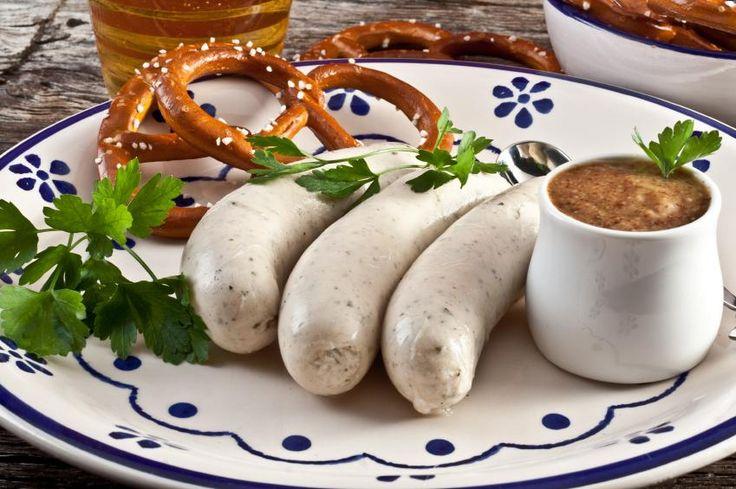 Немецкая кухня: сосиски и самые невероятные факты о них  Традиции Weißwurst
