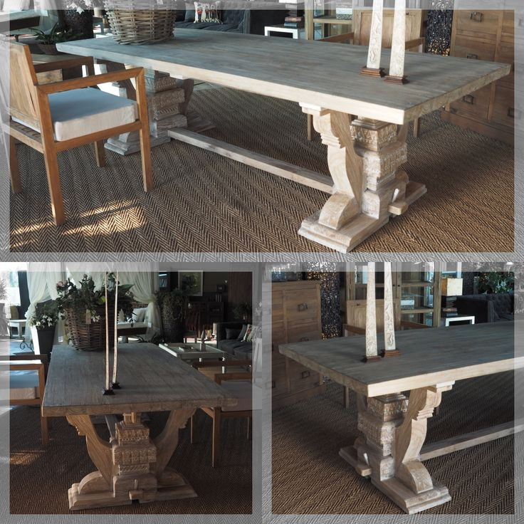 Una mesa es quizá el lugar más especial de la casa. Un diseño único e irrepetible junto con unos materiales nobles harán que los momentos que pasamos a su alrededor sean aún más especiales.   Cuéntanos qué le falta a tu hogar y nosotros te asesoraremos para que puedas dotarlo de personalidad y armonía.