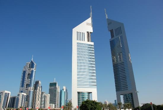 Jumeirah Emirates Towers Hotel, Dubai, Emirati Arabi Uniti