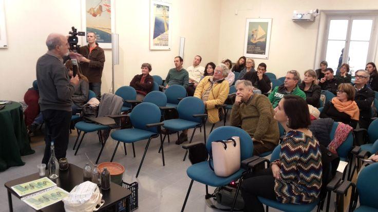 Federico Valerio a Viareggio interviene al convegno