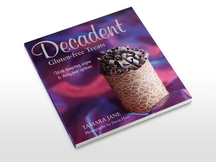 Decadent Treats cookbook cover