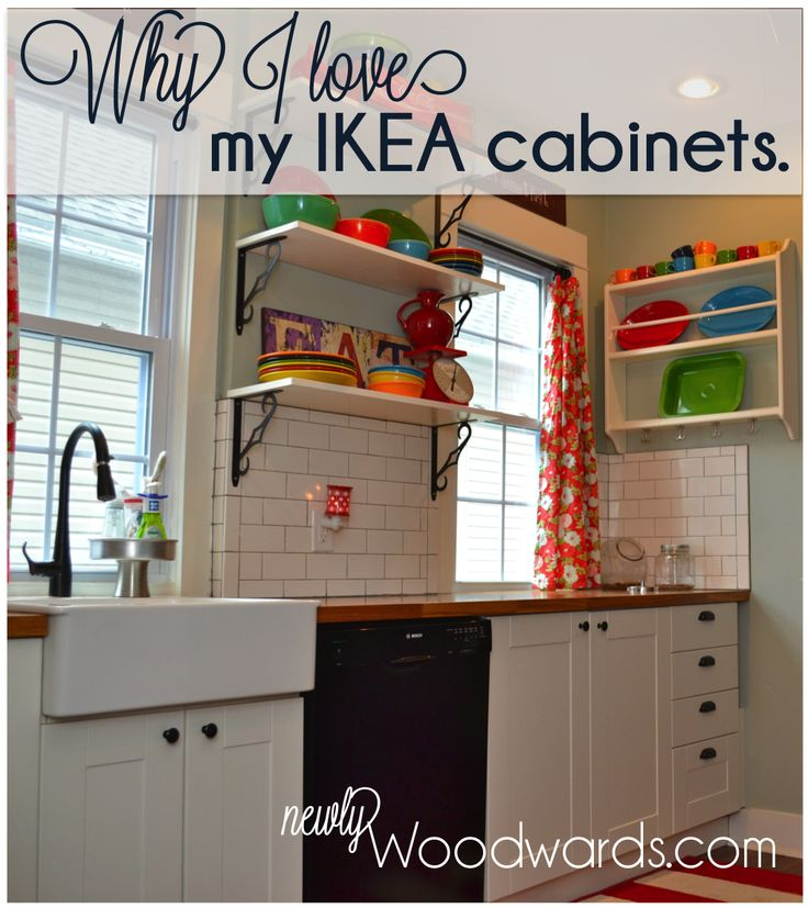 Great read if you're considering Ikea kitchen cabinets! Wow I'm impressed on the price :) may get a new kitchen sooner than I thought!!
