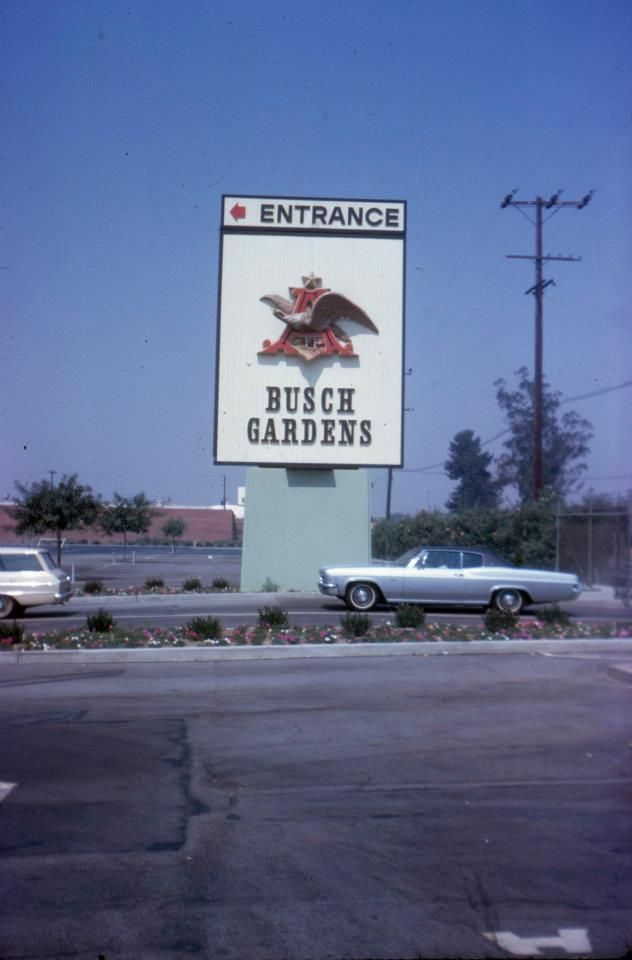 Busch Gardens Van Nuys The Best Job I Ever Had San