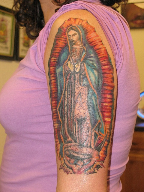 125 best guadalupe tattoos images on pinterest tatoos tattoo ideas and mother mary tattoos. Black Bedroom Furniture Sets. Home Design Ideas