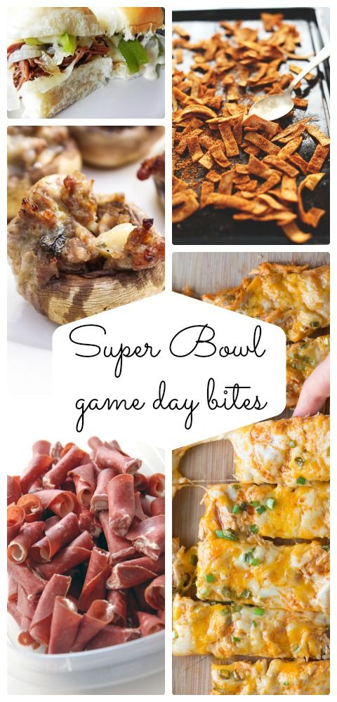 for Super bowl appetizers pinterest