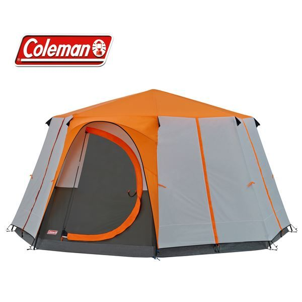 Coleman Cortes Octagon 8 Person Tent | Purely Outdoors