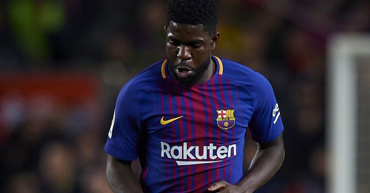 Samuel Umtiti suspended for Barcelona's clash with Getafe
