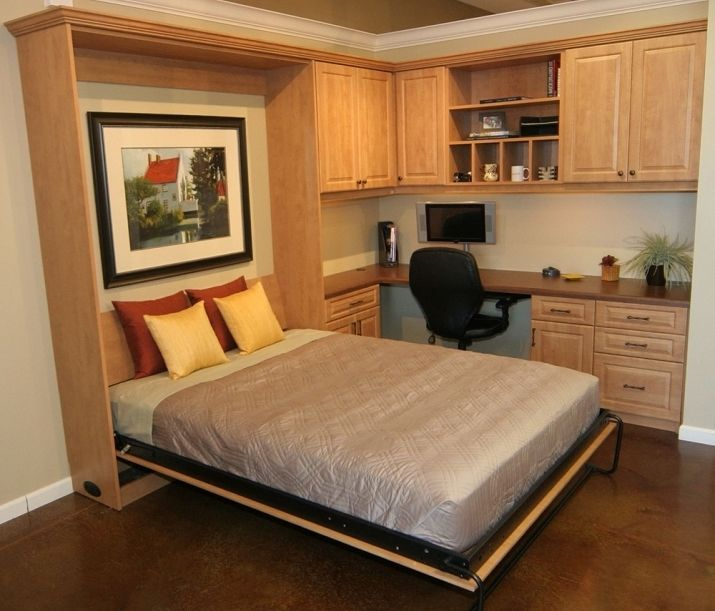 17 best ideas about murphy bed ikea on pinterest murphy for Apartment therapy murphy bed