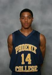 Phoenix College Bear to join Bobcat Men's Basketball Teammates