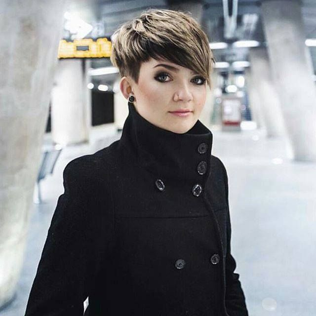 Beauty Grooming Style: 909 Best Sexy Pixie Cuts Images On Pinterest