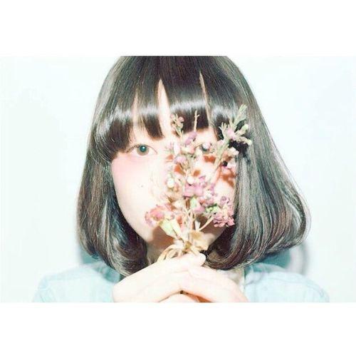 """この画像は「前髪ぱっつん、ワンカール。思わず見惚れる""""美少女ヘア""""カタログ」のまとめの1枚目の画像です。"""