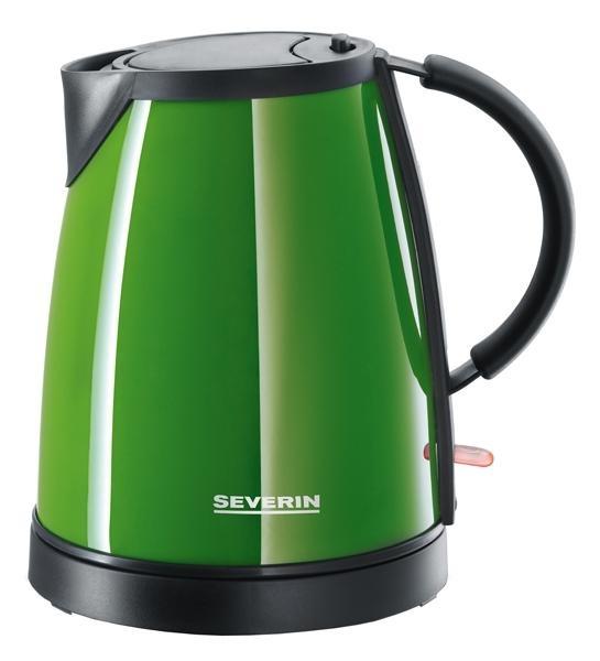 Lust aus Tee? Wasser besser schnell im Wasserkocher heiß machen, als extra den Herd anzuschlten.