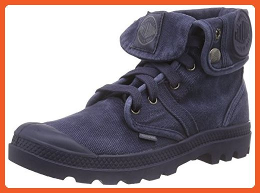 Palladium Womens Pallabrouse Baggy Navy Textile Trainers 6 US - Sneakers for women (*Amazon Partner-Link)
