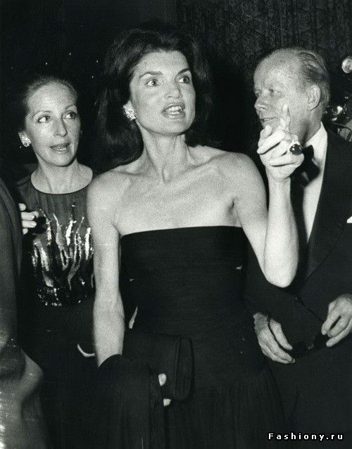 Жаклин Кеннеди-Онассис - икона стиля / иконы стиля женщины
