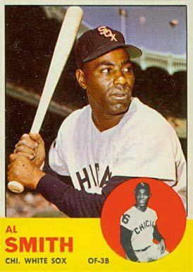 1963 Topps Al Smith