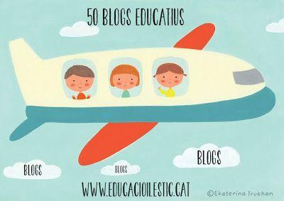 Educació i les TIC: 50 Blogs Educatius que hauries de conèixer II