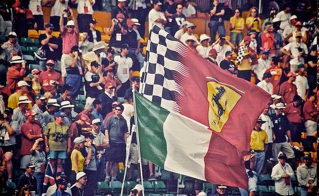 El mundo de Lola: Ferrari, Ferrari, ¿porqué nos abandonaste?