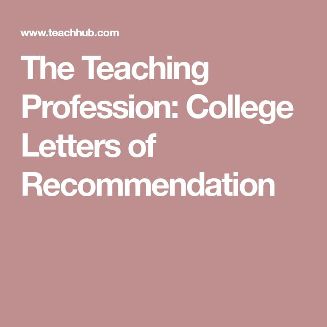 The 25+ best Writing letter of recommendation ideas on Pinterest - recommendation letters