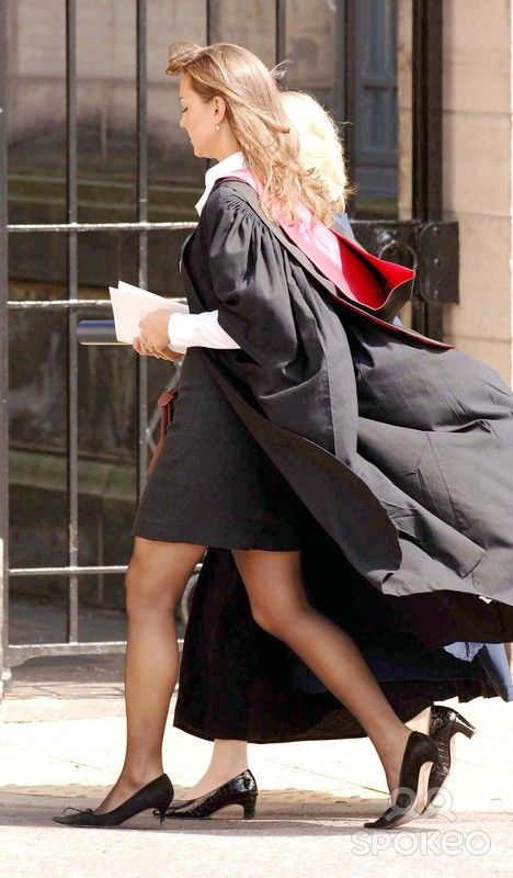 Graduation Day in 2005 at St Andrew's for Kate Middleton pictured..William graduated that day also. She looks gorgeous as ever..