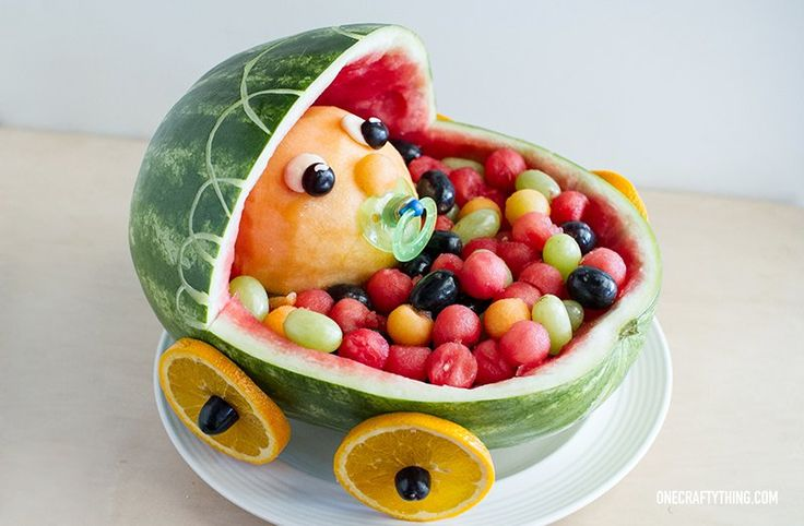 Baby Carriage Watermelon