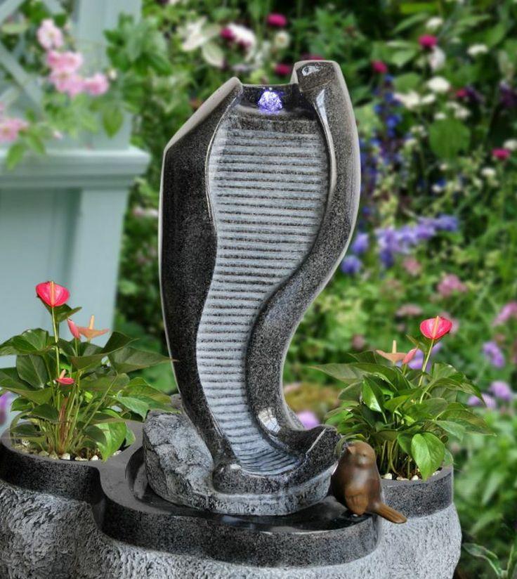 Indoor Fountains Ideas Garden Fountains and