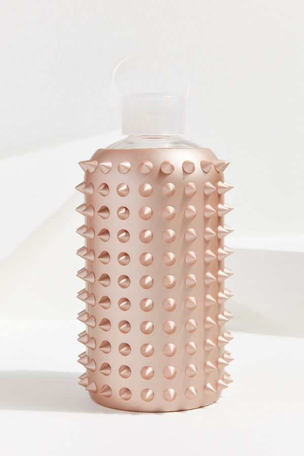 Girlfriend Gift Ideas Bkr Water Bottle 1 Liter Water Bottle Rainbow Aura Quartz