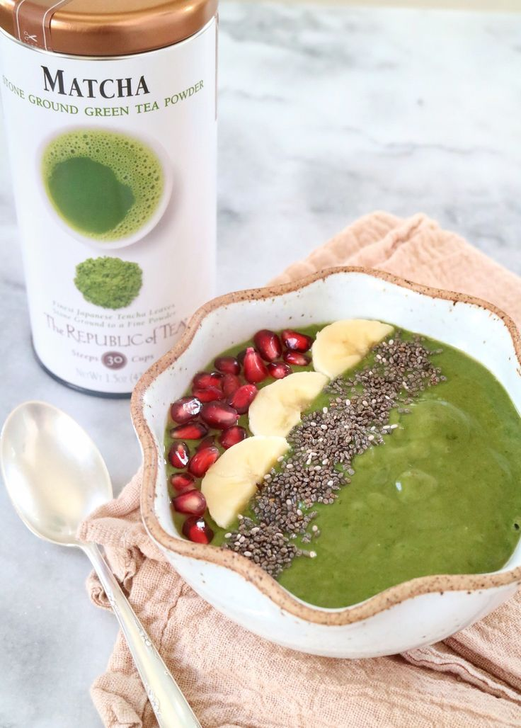 1000+ ideas about Matcha Smoothie on Pinterest | Green Tea Smoothie ...